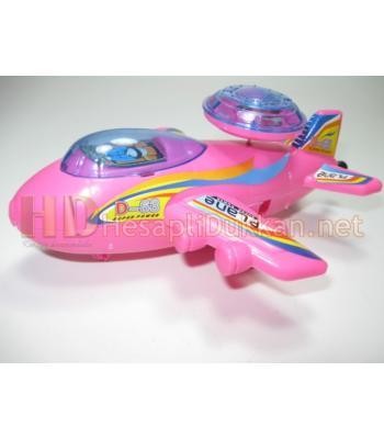 İpli ışıklı tepe radarlı uçak promosyon oyuncak R785