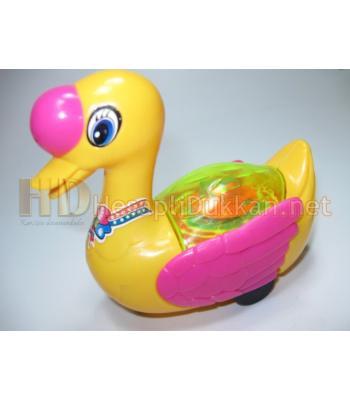 İpli ışıklı ördek promosyon oyuncak R787