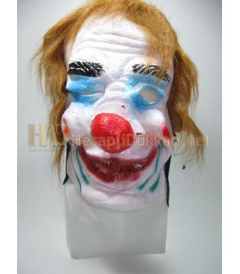 Palyaço maske korku maskeleri R772