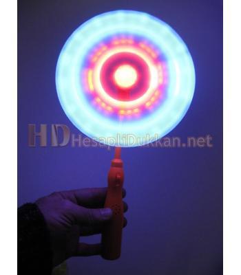 ışıklı değirmen ışıklı müzikli pervane ışıklı oyuncak R761