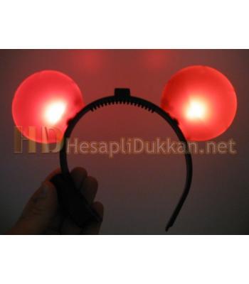 Işıklı miki kulak ışıklı taç R795