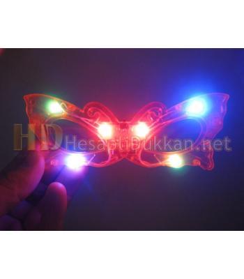 Kelebekli ışıklı gözlük ışıklı oyuncak R793