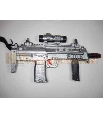 Hareketli sesli ışıklı tabanca R800
