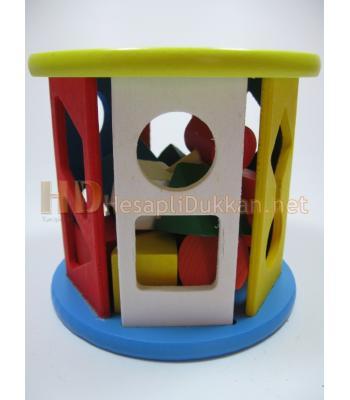 Zeka küpü akıl kavanozu Zeka oyuncağı R807