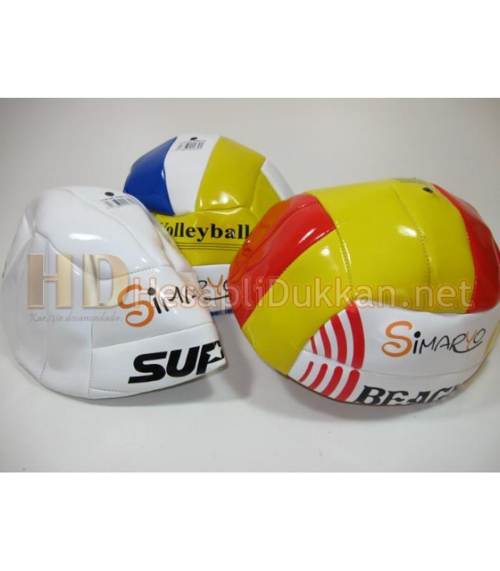 Toptan Dikişli voleybol topu