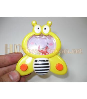 Vız vız arı şeklinde su oyunu promosyon oyuncak