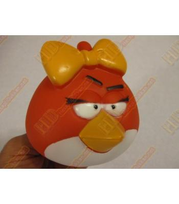 Angry birds kumbara ve renk degistiren lamba R201