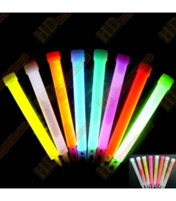 Glow ışıklı çubuk kancalı ve ipli