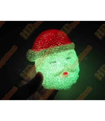 Renk değiştiren Noel baba şeklinde gece lambası 2013 model hediyelik eşya R220