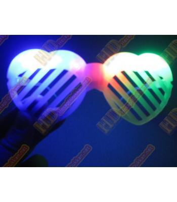 Kalpli model ışıklı panjur gözlükler R221