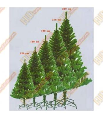 Yılbaşı ağacı 180 cm R237