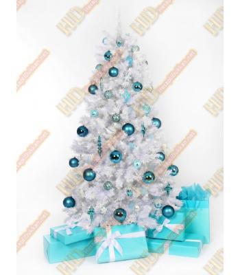 Beyaz yılbaşı ağacı 150 cm R268