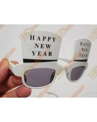 Happy new year parti gözlükleri R292