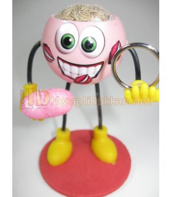 Sevgililer günü çim adamı CM01
