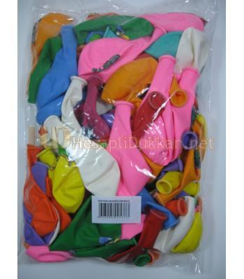 Hayvan figür baskılı balon