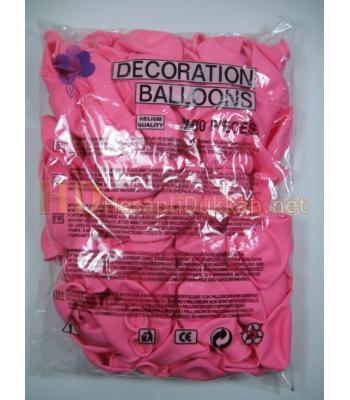 Dekorasyon balonu 14 renk