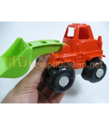 Şirin kepçe sağlam yerli oyuncak R332