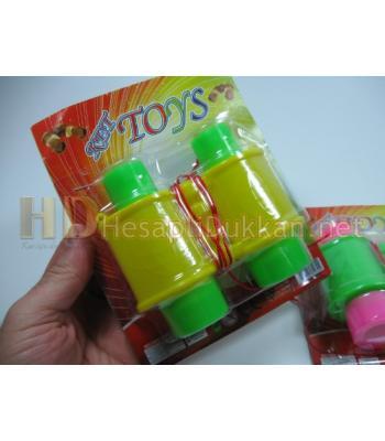 Oyuncak dürbün renkli toptan oyuncak R341