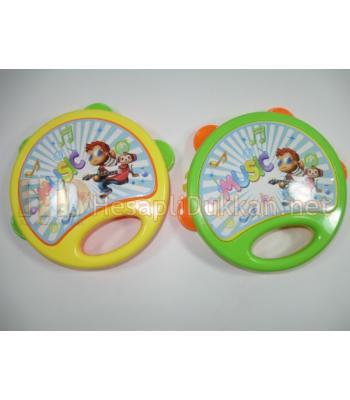 Tef oyuncak maymun figürlü R256