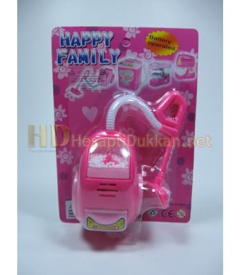 Mini elektrikli süpürge pilli oyuncak R257