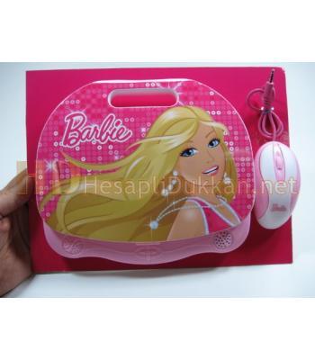 Barbie laptop orinal eğitici oyuncak 60 fonksiyon ingilizce ve türkçe R363