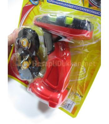 Pilli bayblade pilli topaç atıcı R254