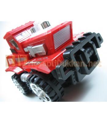 Canavar uzay arabası müzikli oyuncak R400