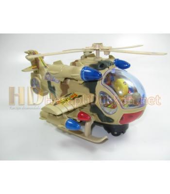 Savaş helikopteri ışıklı ve sesli R416