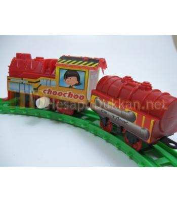 Mini sevimli kurmalı tren R419