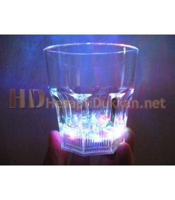 Led ışıklı bardak yeni model R428