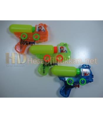 İtfaiye arabası şeklinde mini su tabancası R456