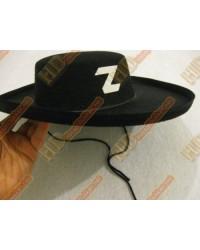 Zorro şapka parti malzemeleri R158