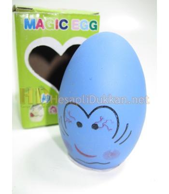 Sihirli yumurta yaprağına sürpriz var R470