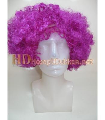 Bonus peruk mor renk R549