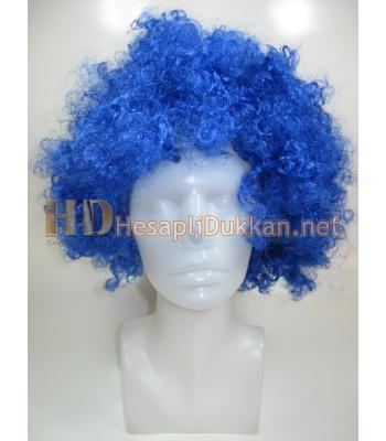 Bonus peruk koyu mavi R561