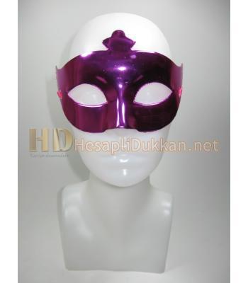 Alnı taçlı parti maskesi toptan renk seçenekli ve ucuz R683