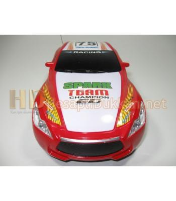 Hızlı ve Öfkeli uzaktan kumandalı yarış arabası R686