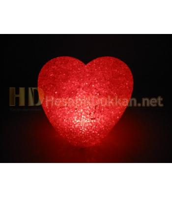 Orta boy kalp gece lambası AL130
