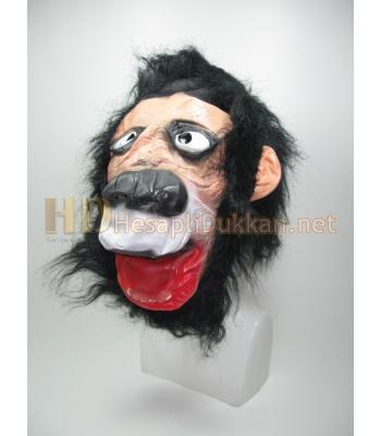 Çığlık atan maymun korku maskesi AL135