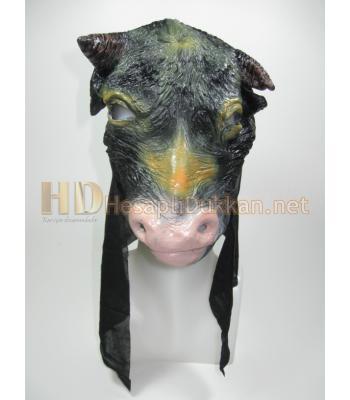 Dağ keçisi maskesi R694