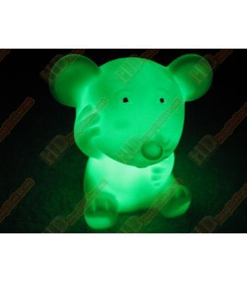 Renk değiştiren ışıklı oyuncak hayvancık Fare R172