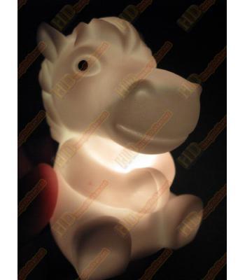 Minik renk değiştiren at ışıklı oyuncak R173