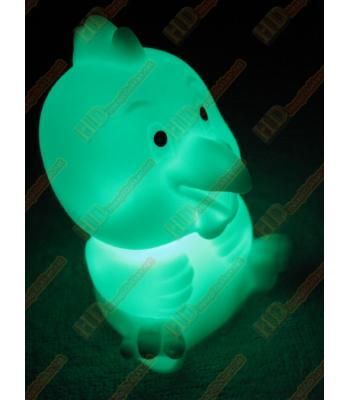 Renk değiştiren oyuncak minik horoz R175