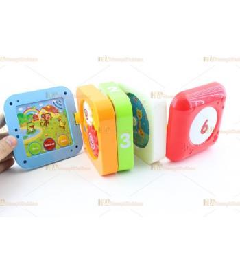 7 in 1 fonksiyonel eğitici oyuncak müzikli ışıklı