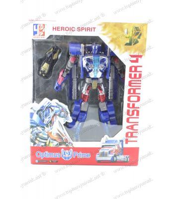 Toptan büyük boy oyuncak transformers robot optimus prime