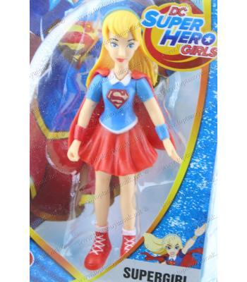 Toptan süper kız figür oyuncak promosyon