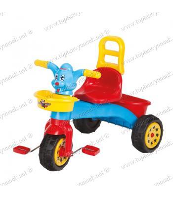 Toptan 3 teker plastik çocuk bisiklet TOYG3624
