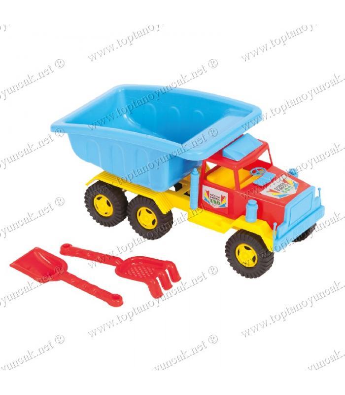 Toptan oyuncak büyük kamyon TOYG2726