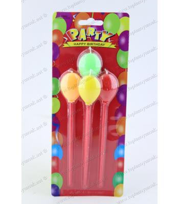 Toptan fiyat pasta mumu balon renkli doğum günü