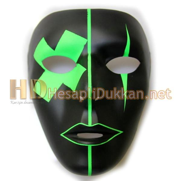 Maske Boyama Ornekleri